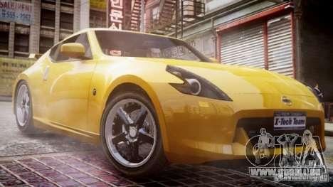 Nissan 370Z Final pour GTA 4