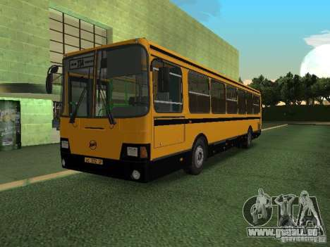 LIAZ 5256.26-01 für GTA San Andreas