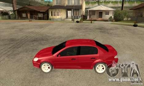 GTA IV Premier pour GTA San Andreas laissé vue