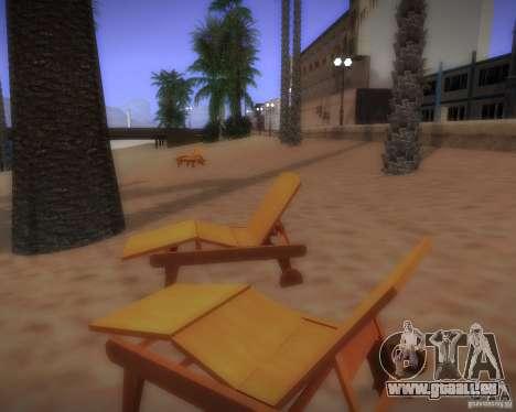 Nouveaux modèles de loisirs pour GTA San Andreas sixième écran