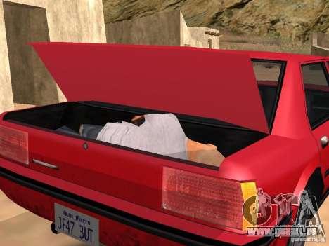 Renouvellement de la v1.0 du village d'Al-Kebrad pour GTA San Andreas neuvième écran