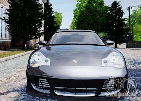 Porsche 911 Turbo S pour GTA 4 Vue arrière