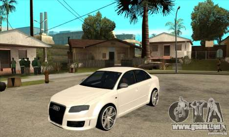 Audi RS4 2006 v2 für GTA San Andreas
