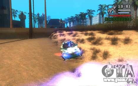 ENBSeries by Gasilovo v2 pour GTA San Andreas cinquième écran