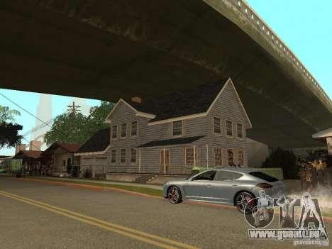 Maison de Mafia pour GTA San Andreas deuxième écran