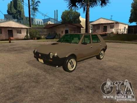 Fiat Ritmo für GTA San Andreas