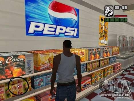 Magnet-Geschäfte für GTA San Andreas zweiten Screenshot