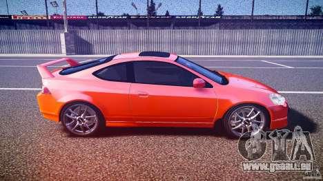 Acura RSX TypeS v1.0 stock für GTA 4 Innenansicht