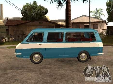 RAPH 2912 pour GTA San Andreas laissé vue