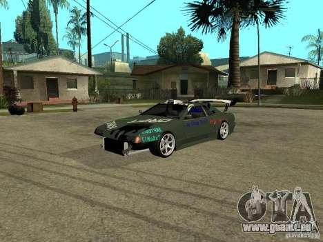 Vinyle sur l'élégie pour GTA San Andreas