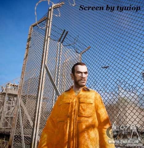 The prison Rob pour GTA 4