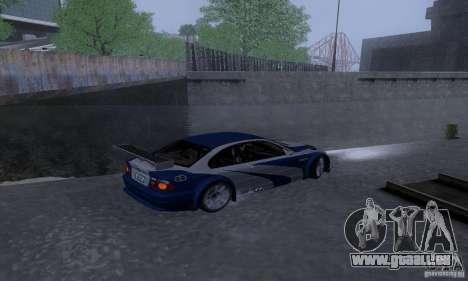 ENB Reflection Bump 2 Low Settings pour GTA San Andreas septième écran