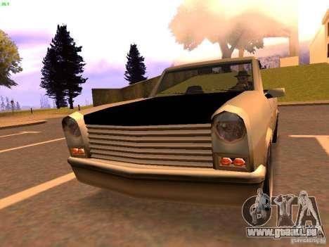 New Perennial pour GTA San Andreas