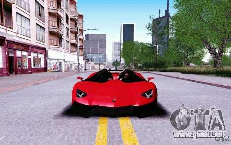 New Graphic by musha v4.0 pour GTA San Andreas septième écran