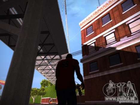 ENBSeries V4 pour GTA San Andreas dixième écran