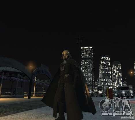 Dart Vader für GTA 4