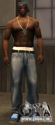 Neue Jeans für CJ für GTA San Andreas