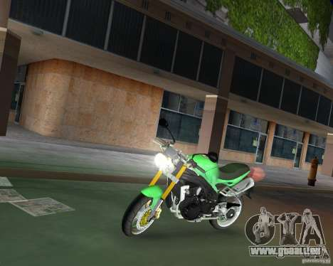 Triumph Speed Triple für GTA Vice City
