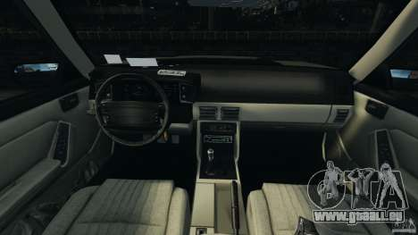 Ford Mustang GT 1993 v1.1 für GTA 4 Rückansicht