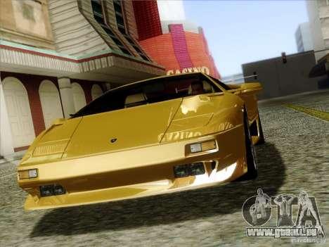 Lamborghini Diablo VT 1995 V3.0 für GTA San Andreas Seitenansicht