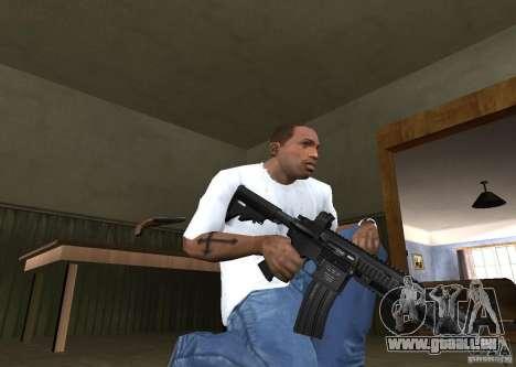 HK 416 für GTA San Andreas zweiten Screenshot