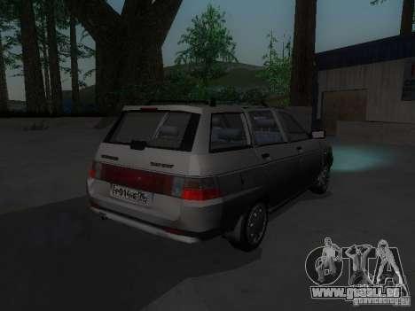 VAZ 21114 pour GTA San Andreas vue de droite