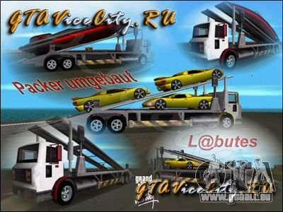 Packer pour GTA Vice City