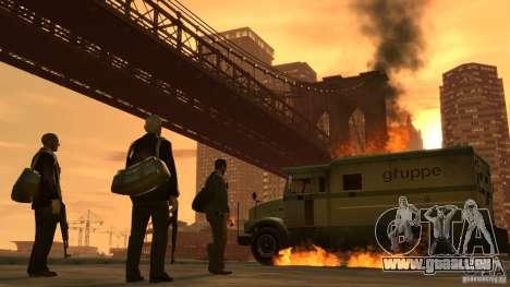 Boot-Images im Stil von GTA IV für GTA San Andreas fünften Screenshot