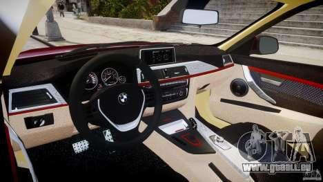 BMW 335i 2013 v1.0 für GTA 4 rechte Ansicht
