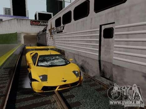 Crazy Trains MOD pour GTA San Andreas sixième écran