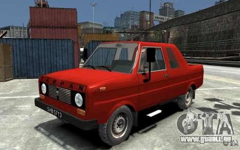 FSR Tarpan 237D pour GTA 4