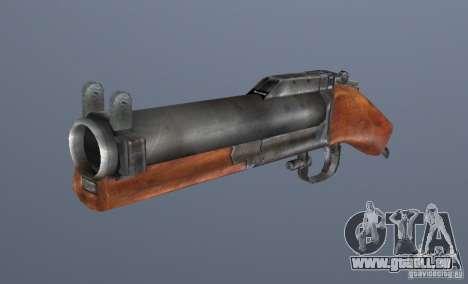 Grims weapon pack2 pour GTA San Andreas neuvième écran