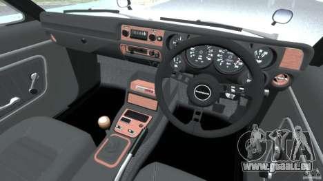 Nissan Skyline 2000 GT-R pour GTA 4 est un droit