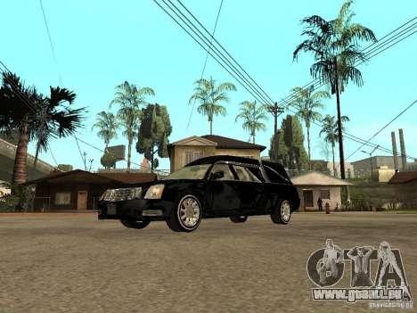 Cadillac DTS 2008 pour GTA San Andreas
