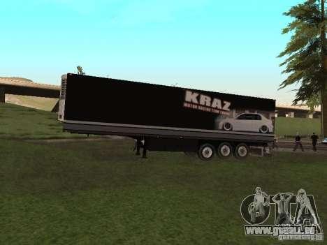 Nouveau trailer pour GTA San Andreas vue de côté