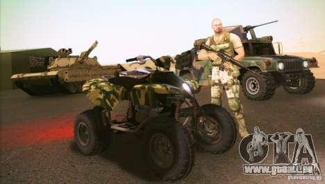 ATV 50 für GTA San Andreas