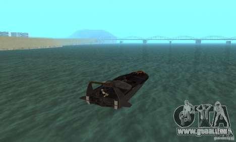 Human Viper für GTA San Andreas linke Ansicht