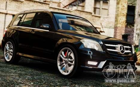 Mercedes-Benz GLK 320 CDI pour GTA 4