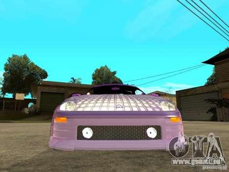 Mitsubishi Spider für GTA San Andreas rechten Ansicht