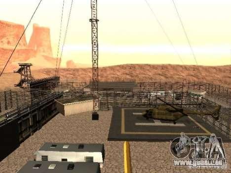 Prison Mod pour GTA San Andreas dixième écran