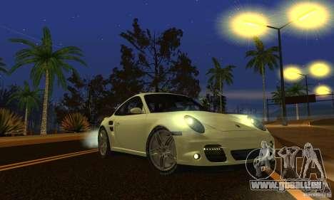 Color Correction pour GTA San Andreas septième écran