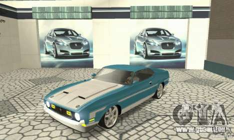 Ford Mustang Mach 1 1971 pour GTA San Andreas