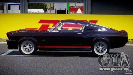 Ford Shelby GT500 1967 für GTA 4 linke Ansicht