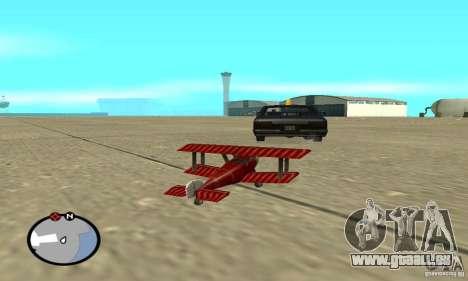 Véhicules RC pour GTA San Andreas douzième écran