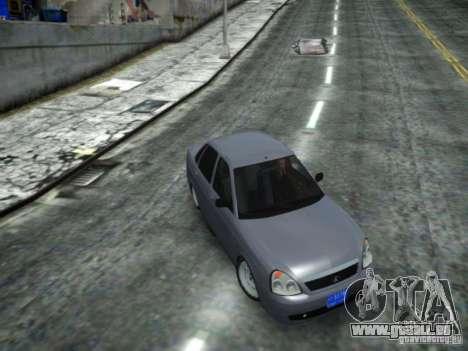 LADA 2170-DUBAI für GTA 4 hinten links Ansicht