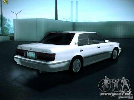 Toyota Crown pour GTA San Andreas laissé vue