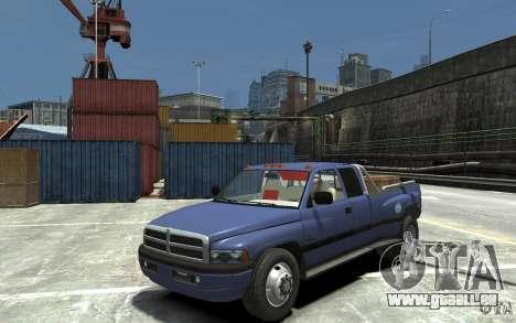 Dodge Ram 3500 1994 pour GTA 4