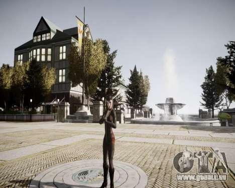 Catwoman v2.0 pour GTA 4 huitième écran