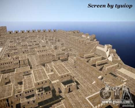 Ancient Arabian Civilizations v1.0 für GTA 4 sechsten Screenshot