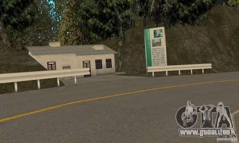 Welcome to AKINA Beta3 pour GTA San Andreas quatrième écran